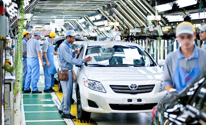 Imagem ilustrativa da notícia: Indústria acumula quarto resultado positivo