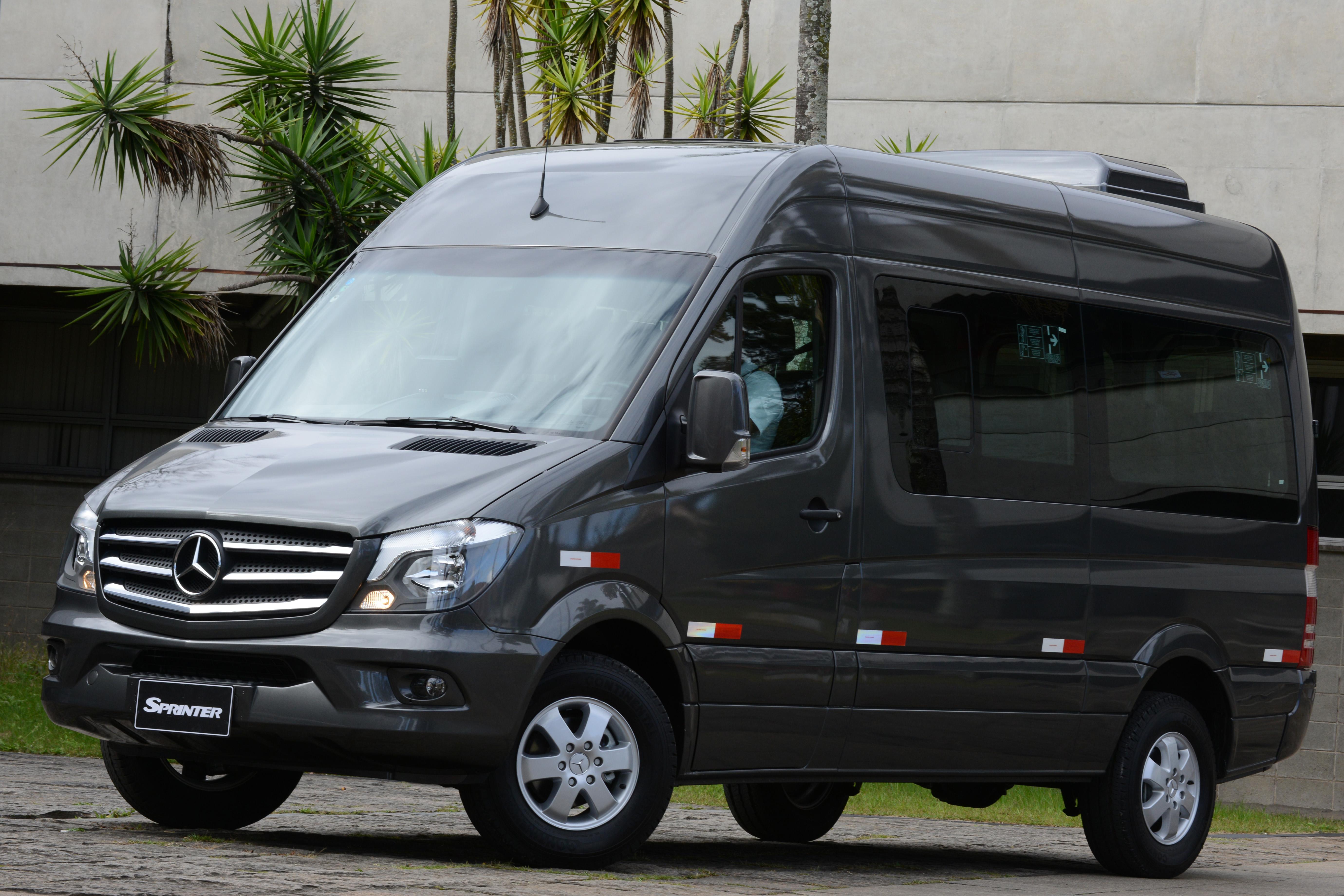 Imagem ilustrativa da notícia: Mercedes-Benz dobra participação em vans