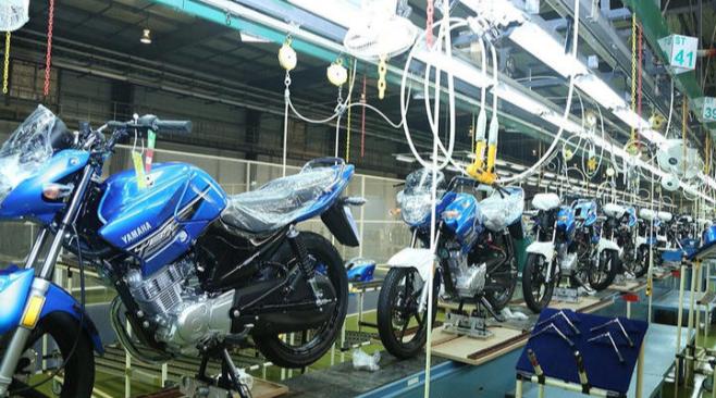 Imagem ilustrativa da notícia: 1 milhão de motocicletas