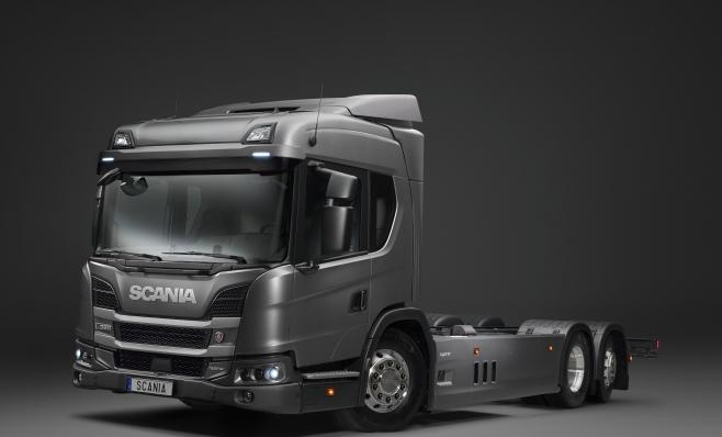 Imagem ilustrativa da notícia: Scania aposta nos híbridos