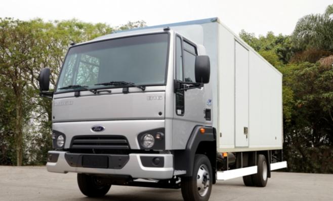 Imagem ilustrativa da notícia: Ford vende caminhões para governo do RS