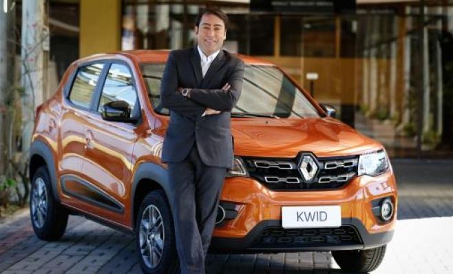 Imagem ilustrativa da notícia: Renault tem novo presidente para a América Latina