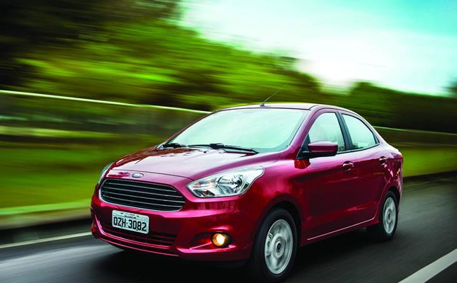 Imagem ilustrativa da notícia: Ka salva lavoura da Ford na América do Sul