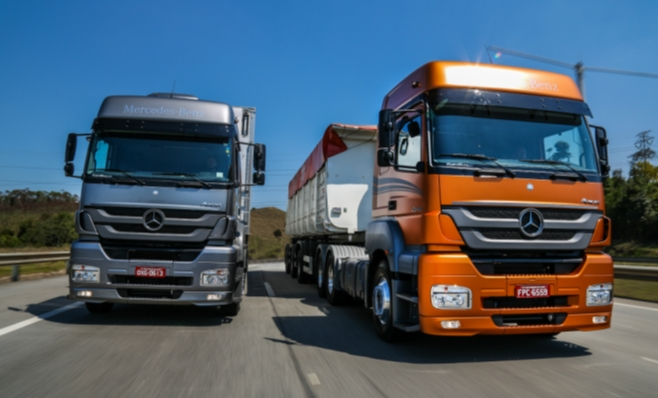 Imagem ilustrativa da notícia: Mercedes-Benz projeta mercado de caminhões 30% maior