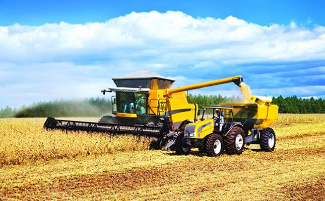 Imagem ilustrativa da notícia: Produção de máquinas agrícolas cresce 35,2% no ano