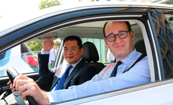 Imagem ilustrativa da notícia: Ford cria joint-venture para fabricar elétricos na China