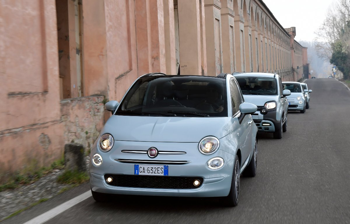 Imagem ilustrativa da notícia: Fiat 500 elétrico chega até dezembro