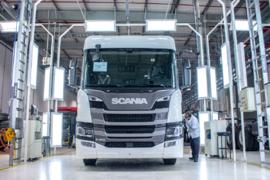 Imagem ilustrativa da notícia: Scania promove paradas em São Bernardo por falta de componentes