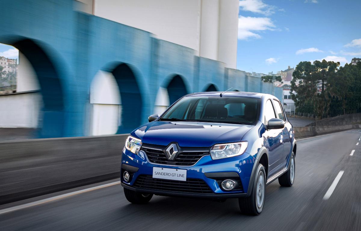 Imagem ilustrativa da notícia: Renault Sandero ganha versão GT Line