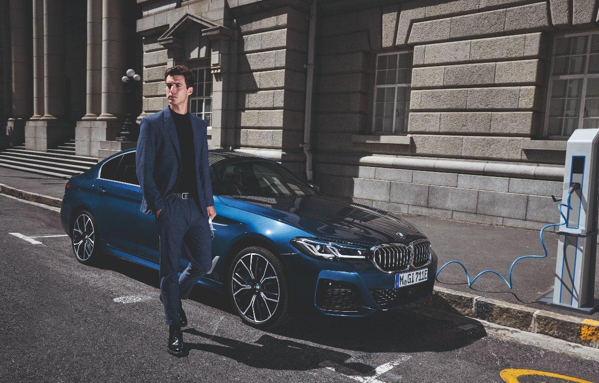 Imagem ilustrativa da notícia: A revolução eletrificada da BMW