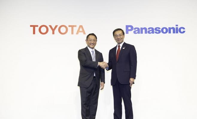 Imagem ilustrativa da notícia: Toyota e Panasonic buscam soluções para bateria verde