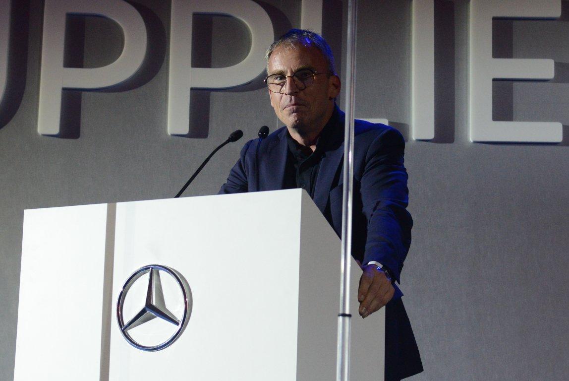 Imagem ilustrativa da notícia: Actros coloca fornecedores Mercedes-Benz na rede global Daimler
