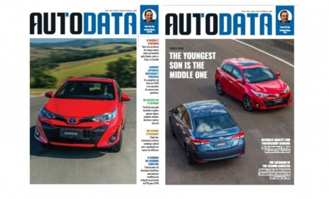 Imagem ilustrativa da notícia: AutoData 346 no ar. Em português e em inglês.