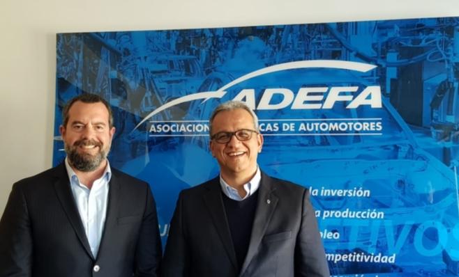 Imagem ilustrativa da notícia: Nissan se associa à Adefa