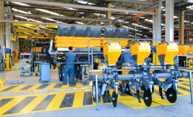 Imagem ilustrativa da notícia: AGCO promove expansão em unidade no RS