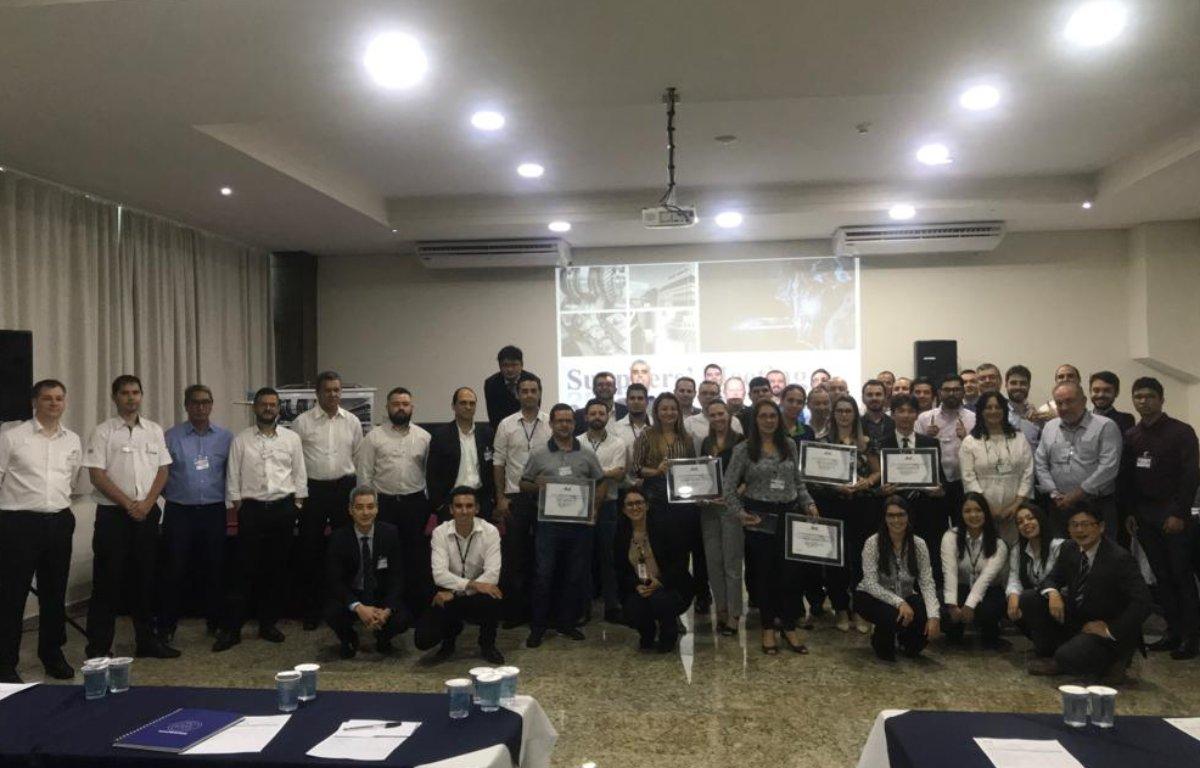 Imagem ilustrativa da notícia: Aisin premia os melhores fornecedores de 2018