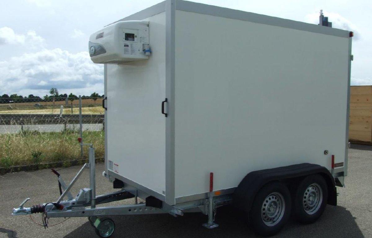 Imagem ilustrativa da notícia: Al-Ko lança no Brasil reboque frigorífico importado