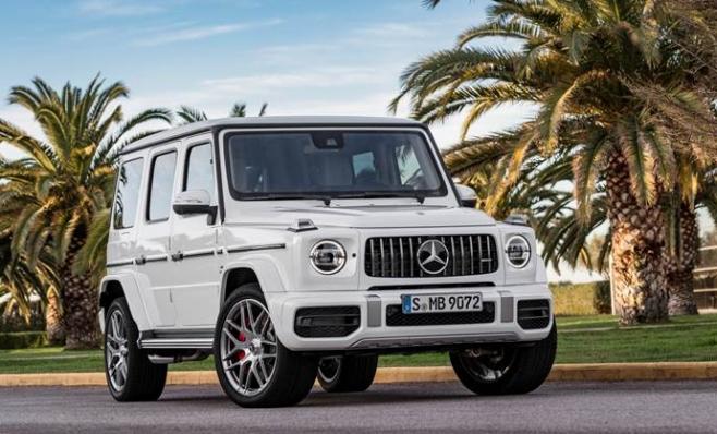 Imagem ilustrativa da notícia: Mercedes AMG G 63 estreará no Salão do Automóvel