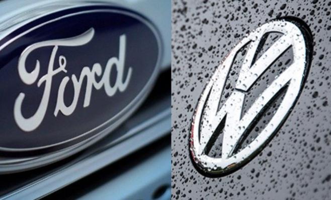 Imagem ilustrativa da notícia: Volkswagen e Ford estudam formar aliança