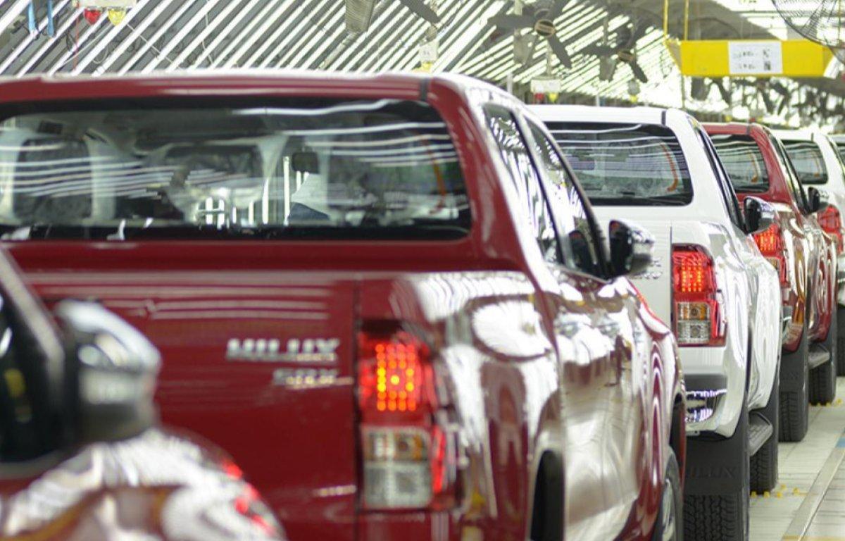 Imagem ilustrativa da notícia: Ritmo das fábricas argentinas segue em baixa