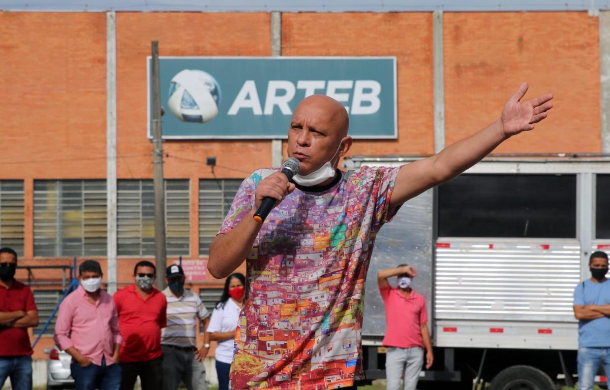Imagem ilustrativa da notícia: Arteb demite e trabalhadores entram em greve