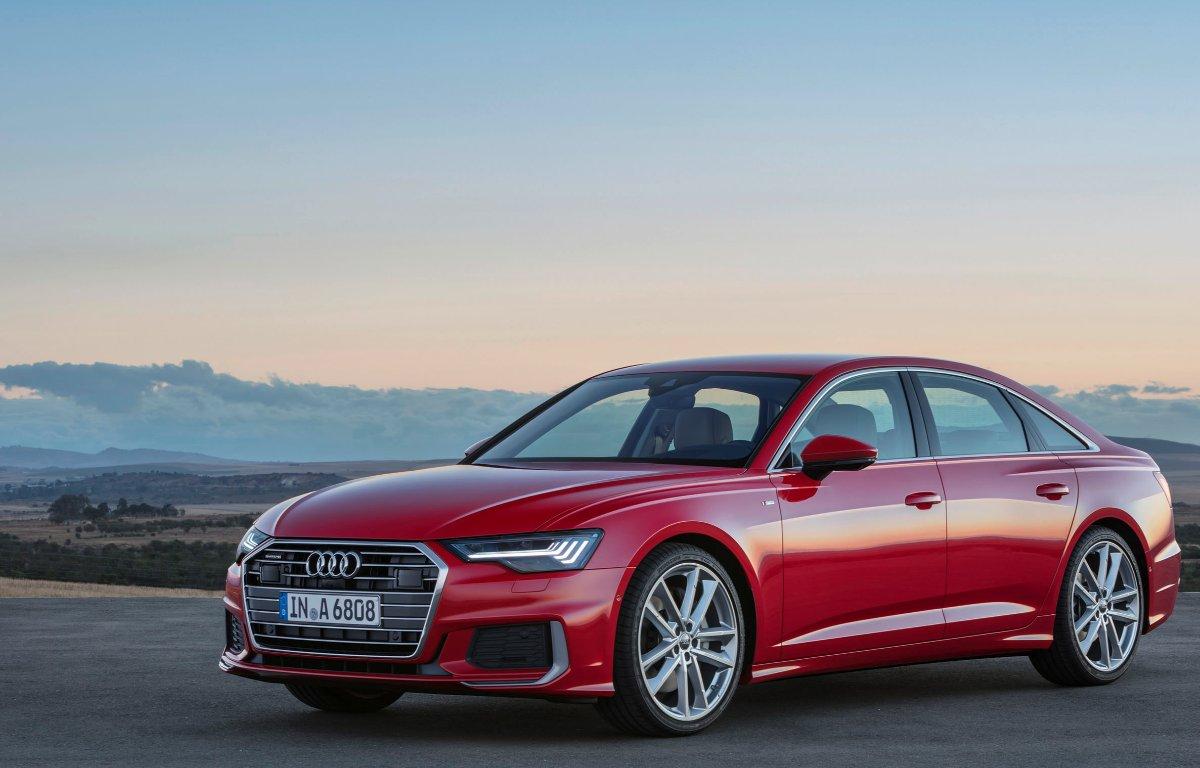 Imagem ilustrativa da notícia: Audi anuncia pré-venda de A6 sedã e A7 Sportback
