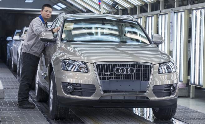 Imagem ilustrativa da notícia: Audi vendeu 1,8 milhão de veículos no mundo