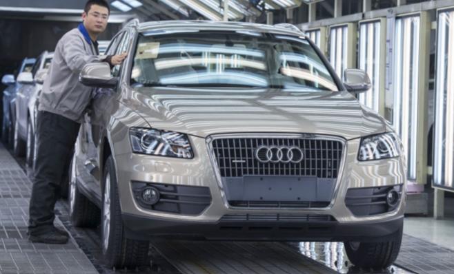 Imagem ilustrativa da notícia: Audi registra recorde de vendas