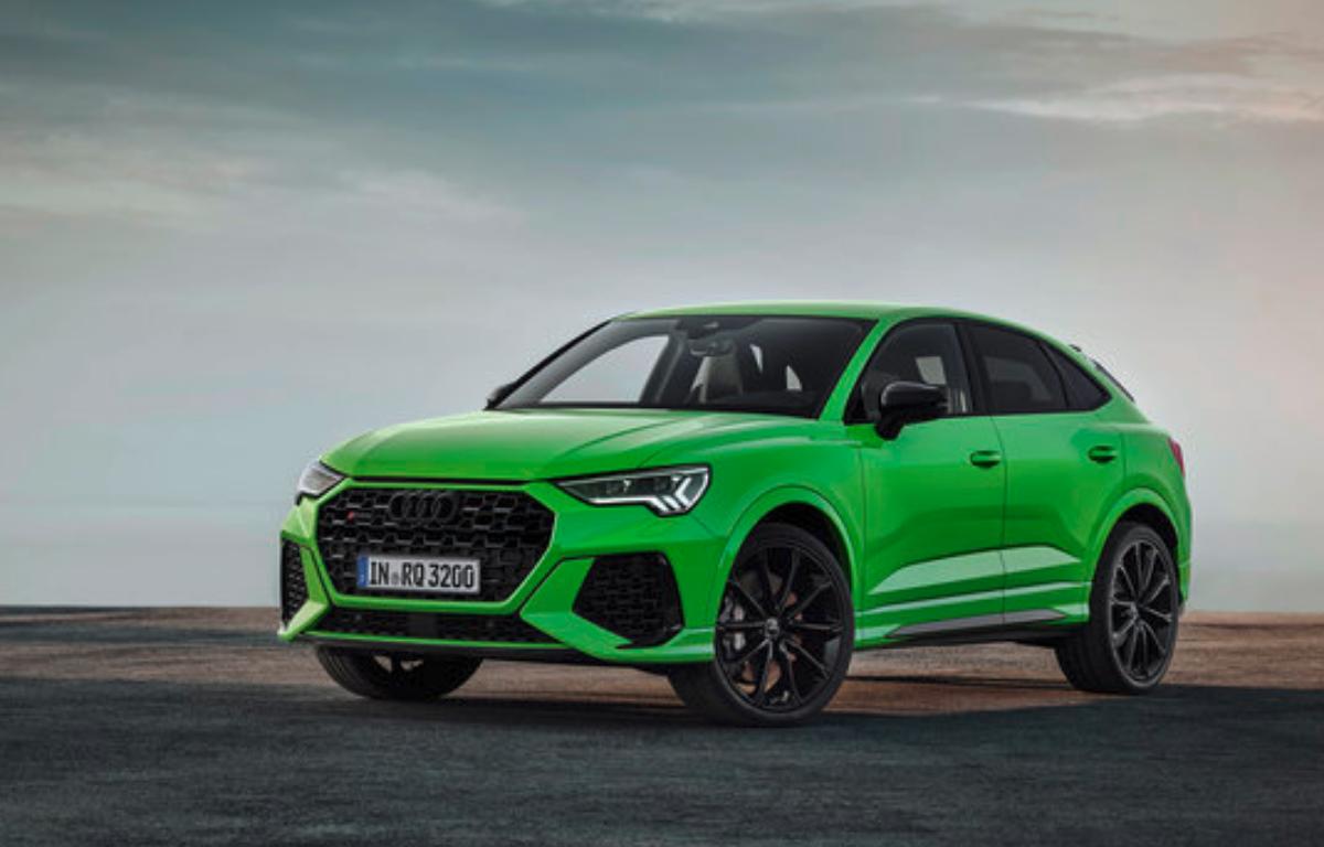 Imagem ilustrativa da notícia: Audi confirma cinco esportivos da linha RS no Brasil