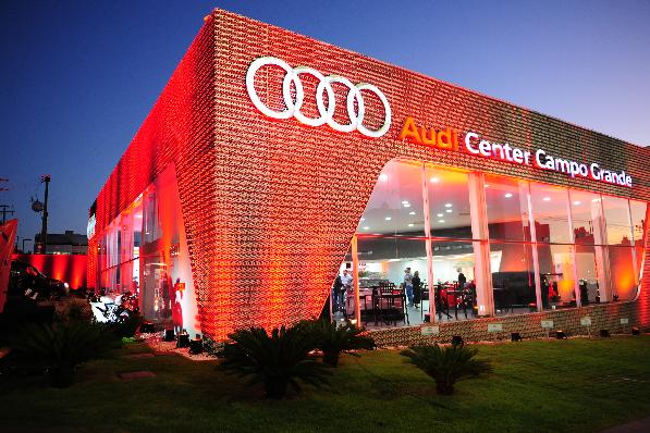 Imagem ilustrativa da notícia: Audi e Ducati inauguram concessionária compartilhada