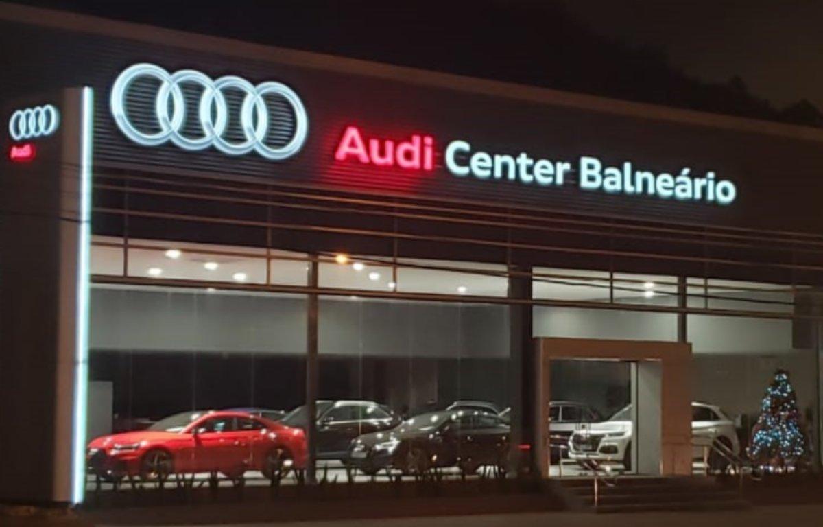 Imagem ilustrativa da notícia: Audi inaugura concessionária em Balneário Camboriú