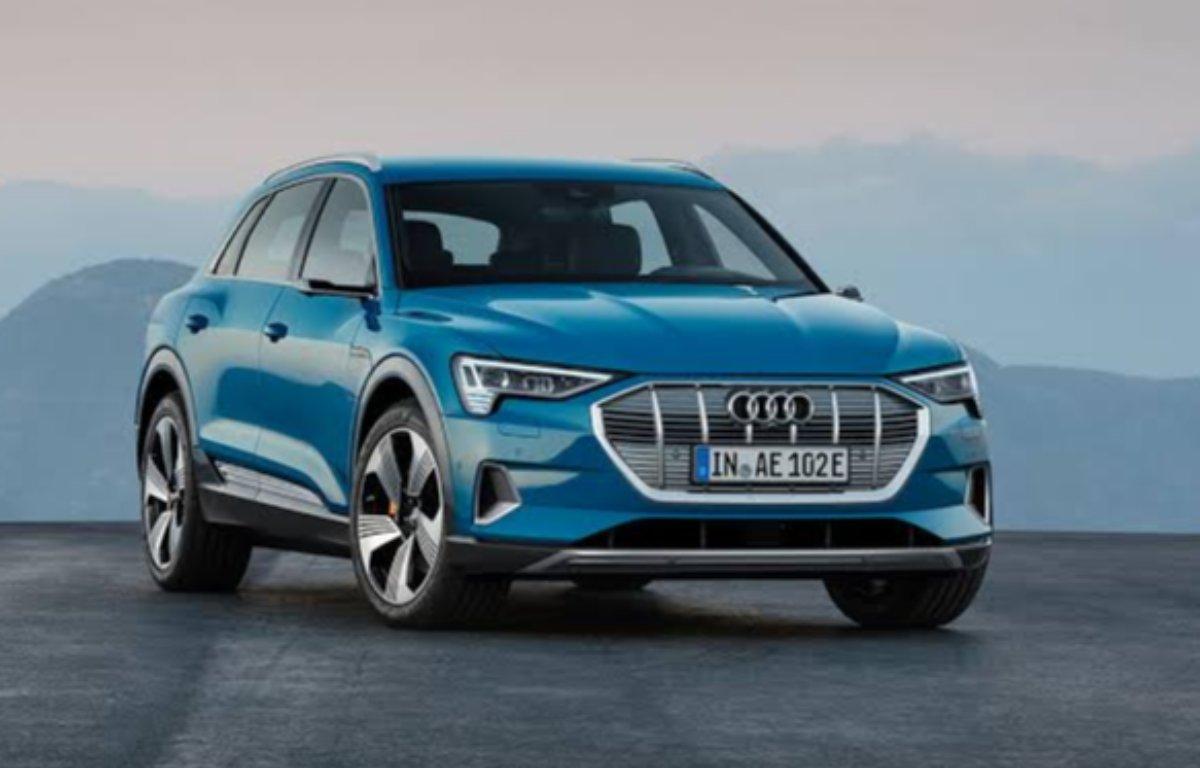 Imagem ilustrativa da notícia: Audi inicia pré-venda do elétrico e-tron
