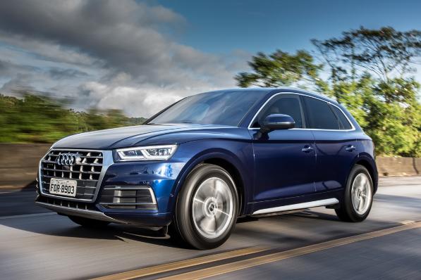 Imagem ilustrativa da notícia: Audi lança Q5 blindado de fábrica por R$ 371 mil