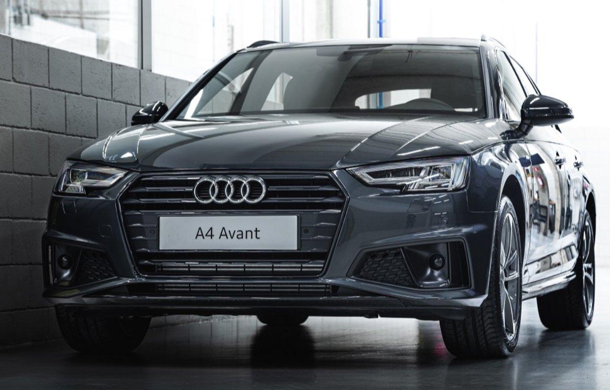 Imagem ilustrativa da notícia: Audi traz o A4 Avant e o A5 Sportback S-Line