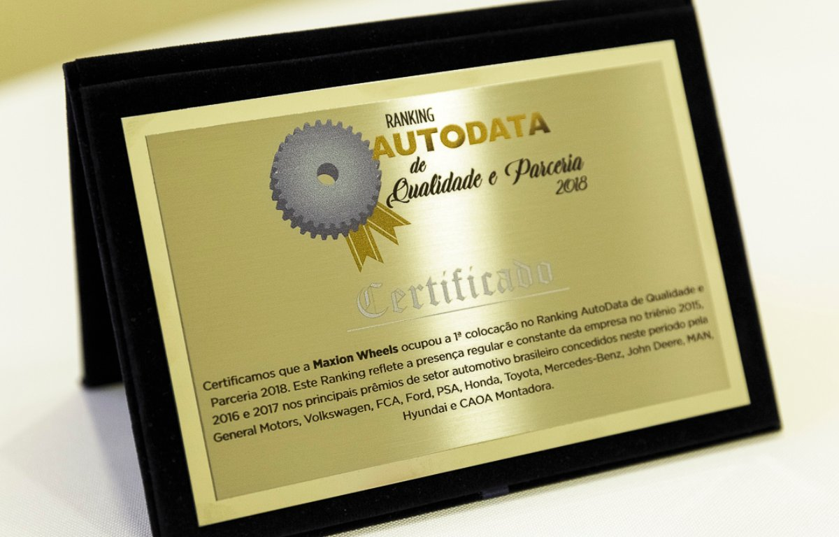 Imagem ilustrativa da notícia: AutoData anuncia o Ranking de Qualidade e Parceria 2019
