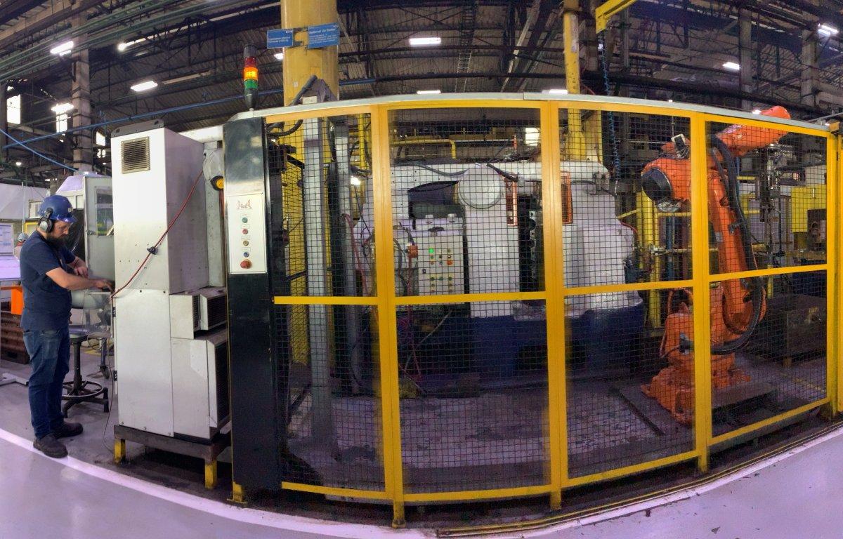 Imagem ilustrativa da notícia: Eaton avança na automação de sua forjaria em Valinhos