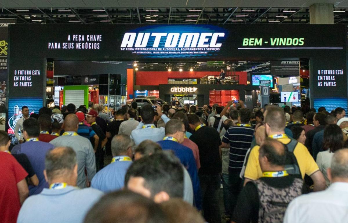 Imagem ilustrativa da notícia: Automec está confirmada para abril em modelo híbrido
