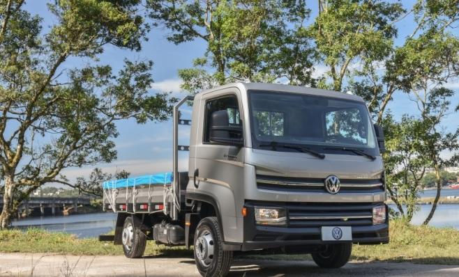 Imagem ilustrativa da notícia: VWCO e M-B disputam liderança em caminhões