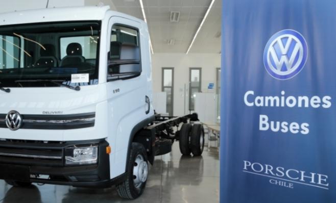 Imagem ilustrativa da notícia: VW Delivery 6.160 na Argentina e no Chile