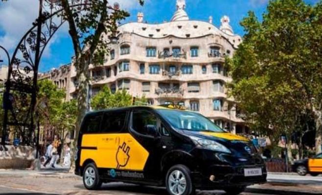 Imagem ilustrativa da notícia: Barcelona quer tornar elétrica 80% da sua frota