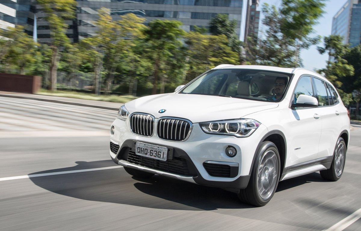 Imagem ilustrativa da notícia: BMW registra 15 mil X1 produzidos em Araquari