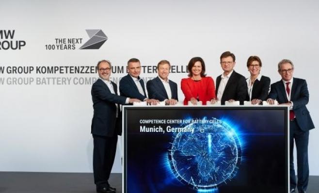 Imagem ilustrativa da notícia: BMW investe em centro de competência de baterias
