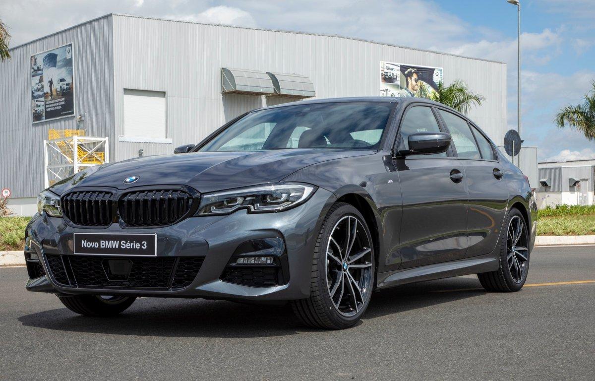 Imagem ilustrativa da notícia: BMW Série 3 comemora os 5 anos de Araquari