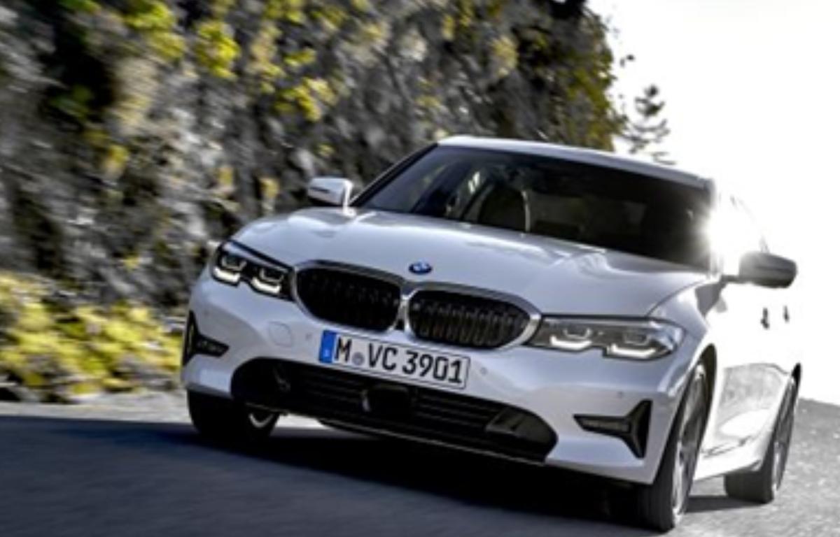 Imagem ilustrativa da notícia: BMW Série 3 terá nova versão na linha 20/21