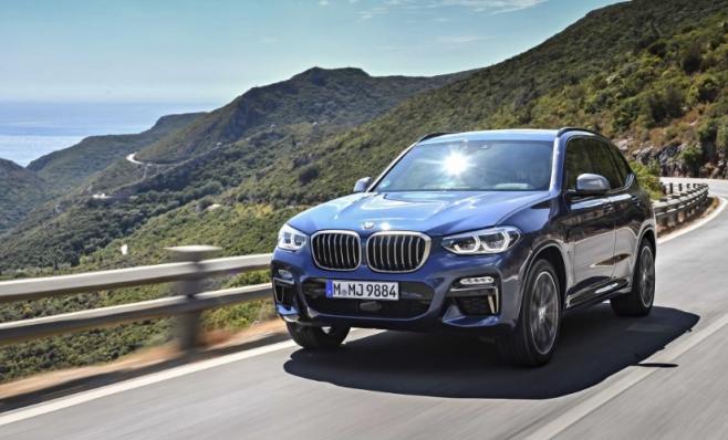 Imagem ilustrativa da notícia: Nova geração do BMW X3 tem pré-venda no Brasil