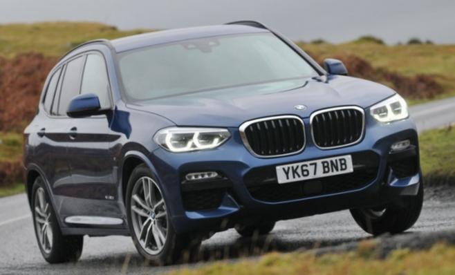 Imagem ilustrativa da notícia: Bridgestone fornecerá para o BMW X3