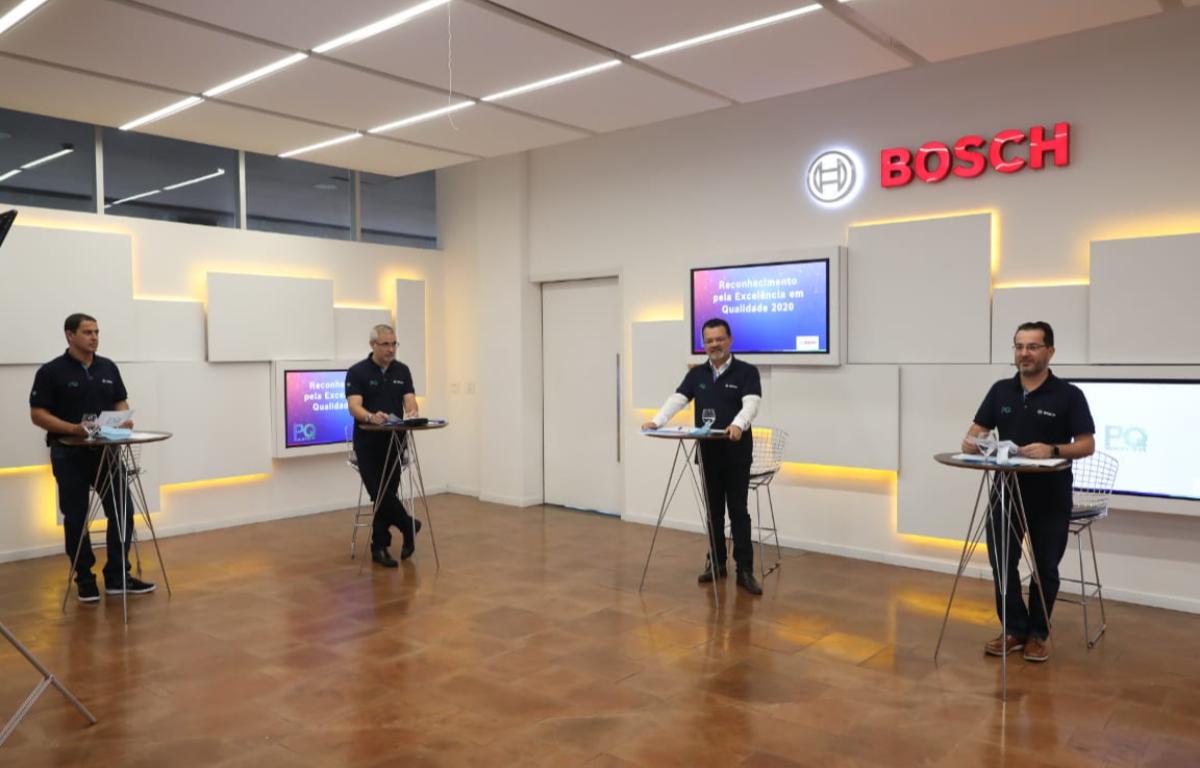 Imagem ilustrativa da notícia: Bosch reconhece fornecedores por qualidade e entrega