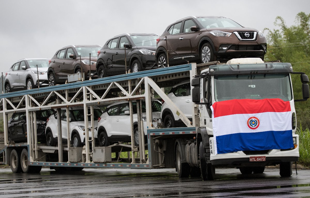 Imagem ilustrativa da notícia: Brasil e Paraguai assinam acordo automotivo