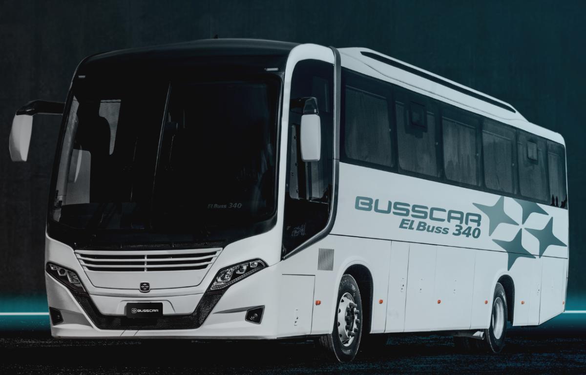 Imagem ilustrativa da notícia: Busscar amplia portfólio com o El Buss 340