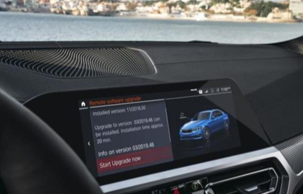 Imagem ilustrativa da notícia: BWM fará atualização remota de software